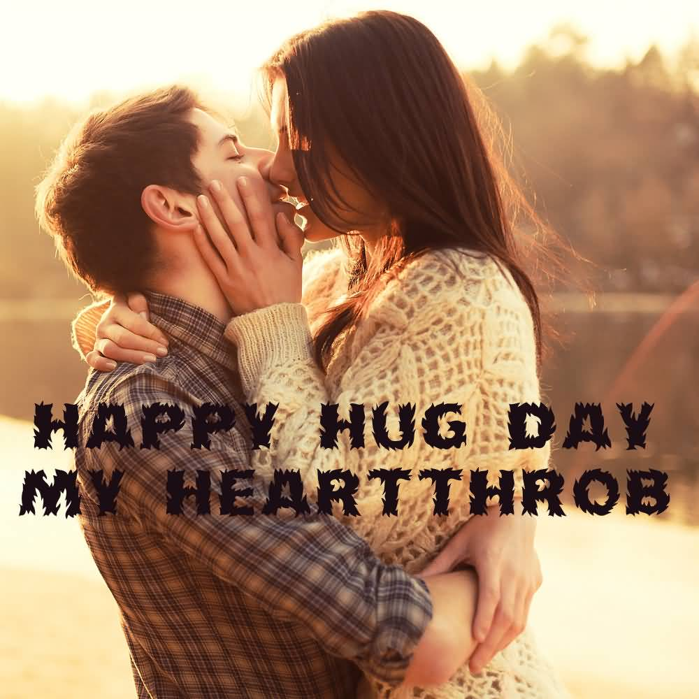 Happy Hug Day fully hd image for your sweetheart