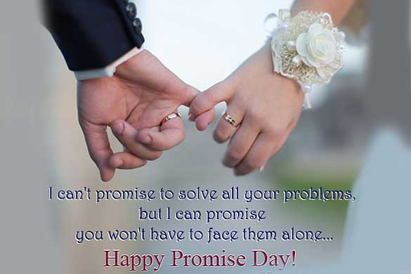 Happy Promise Day I can't promise to solve all your best romantic message for darling love