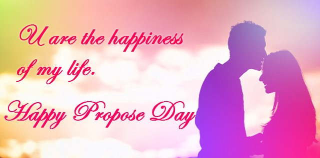 Happy Propose day valentines day special proposal wishes for you my love