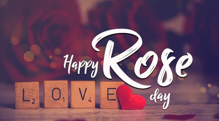 Happy Rose day lovely card wish for love boyfriend