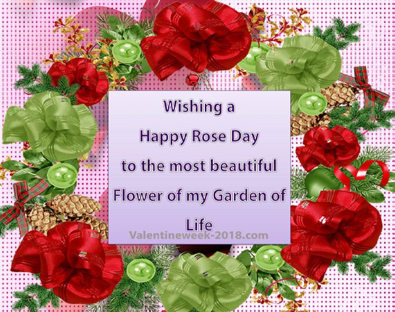 Happy Rose day wishing you and loving you that on spacial day with all flowers images