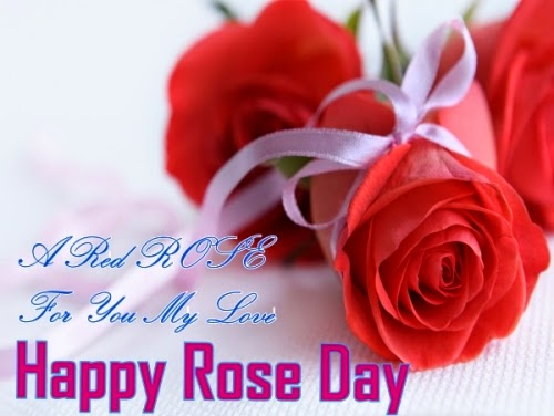 Happy Rose day with beautiful image