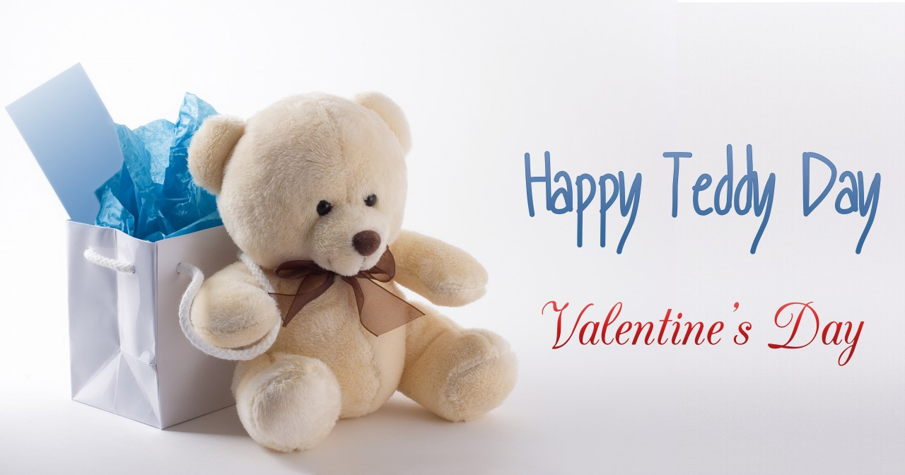 Happy Teddy Day valentine special greetings images for your love