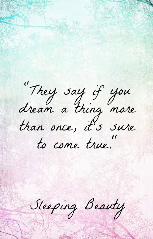 They Say If You Dream Dream Quotes