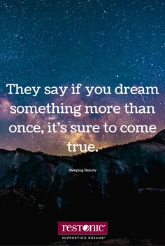 They Say If You Dream Something Dream Quotes