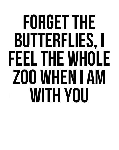Forget The Butterflies I Feel Wcw Quotes