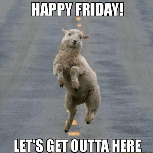 Happy Friday Lets Get Friday Meme