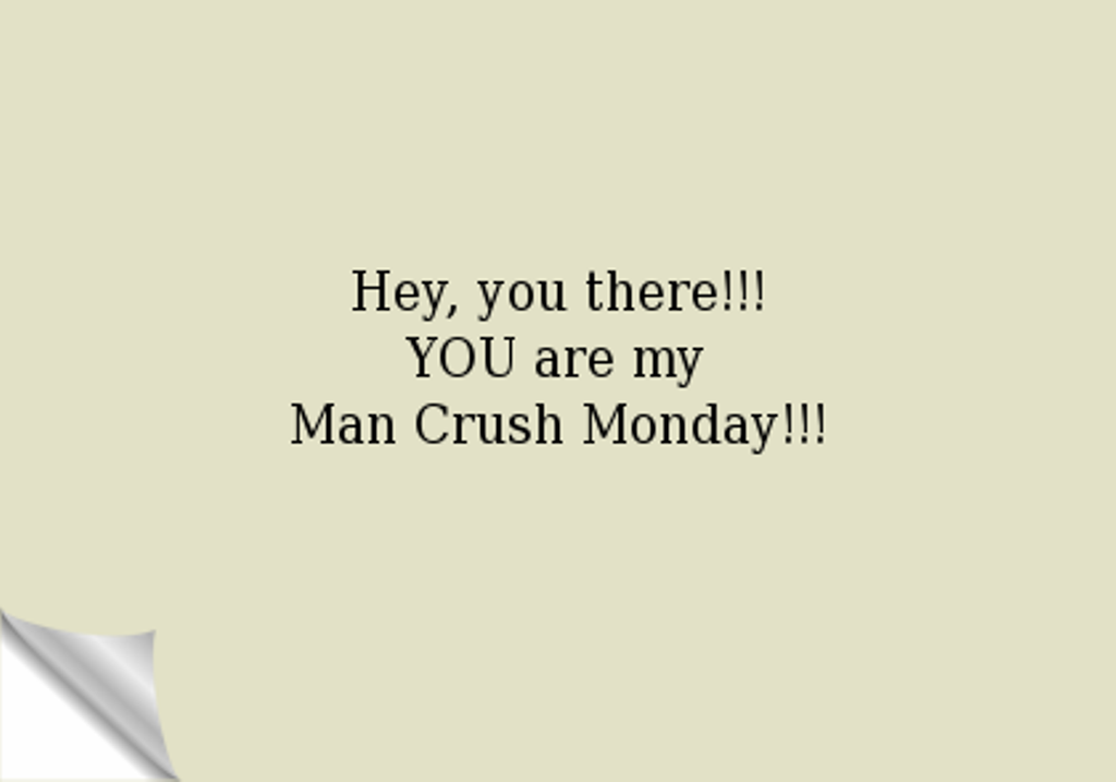 Hey You There You Mcm Quotes