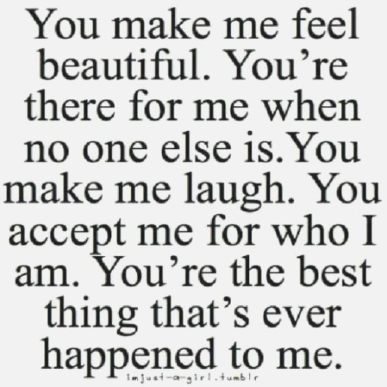 Mcm Quotes You Make Me Feel
