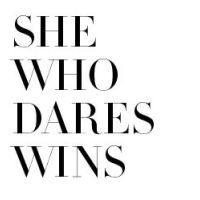 She Who Dares Wins Wcw Quotes