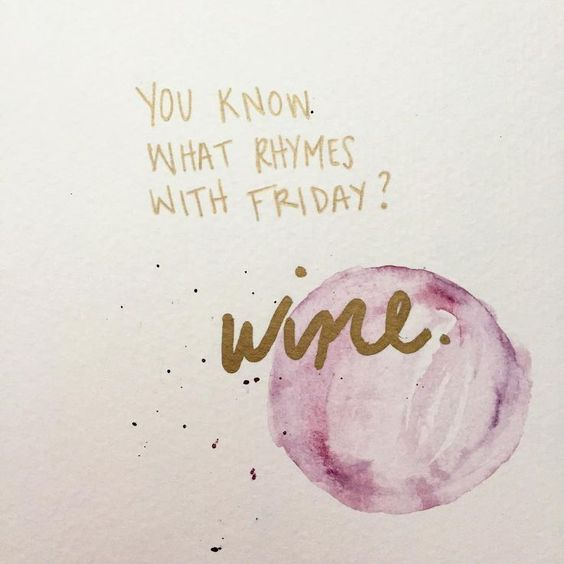 You Know What Rhymes Friday Quotes