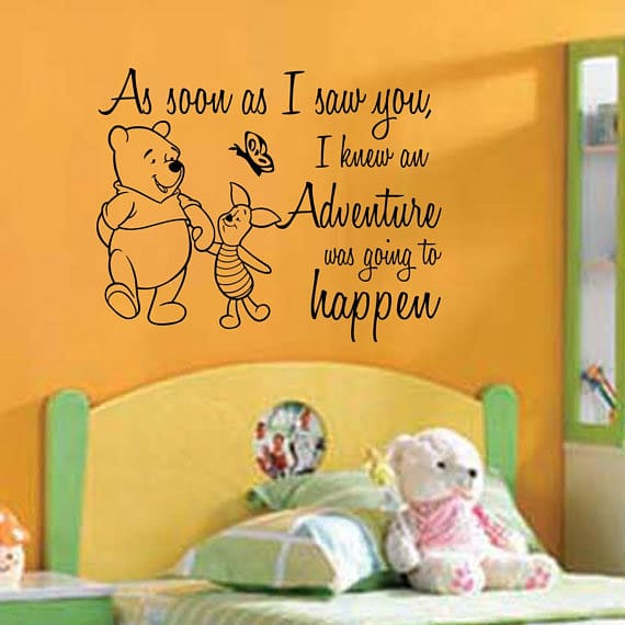As Soon As I Saw You Winnie The Pooh Quotes