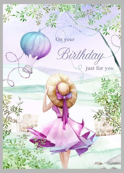 On Your Birthday Just For You Happy Birthday Niece