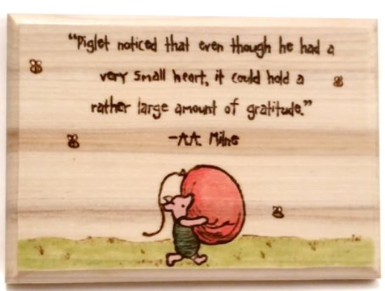 Piglet Noticed That Even Winnie The Pooh Quotes