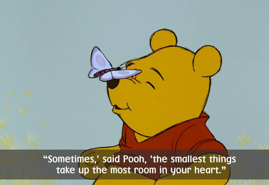 Sometimes Said Pooh The Winnie The Pooh Quotes