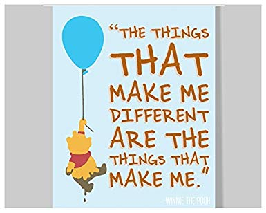 The Things That Make Me Winnie The Pooh Quotes