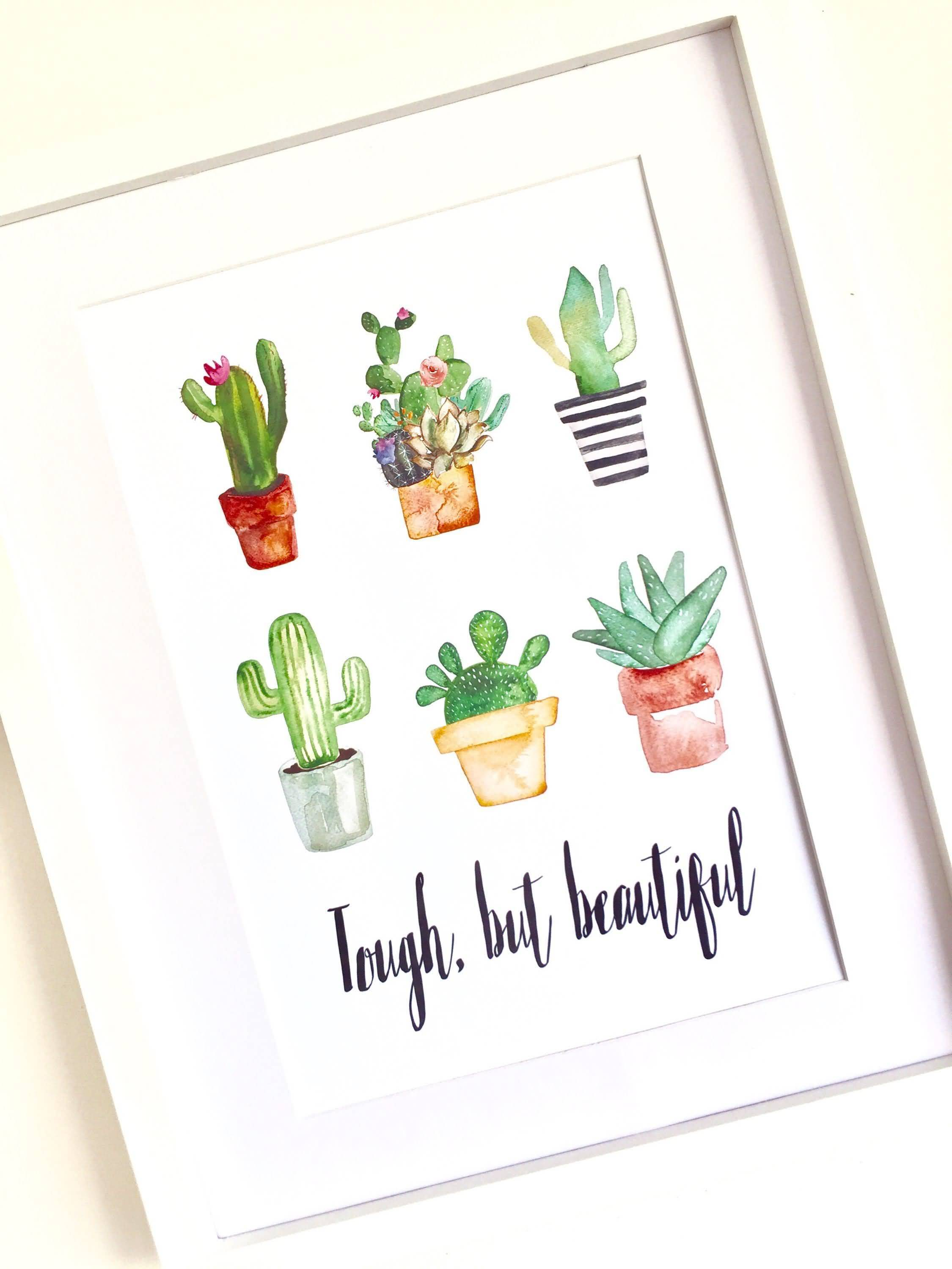 Tough But Beautiful Plant Quotes
