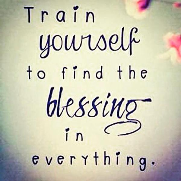 Train Yourself For Find The Encouraging Quotes