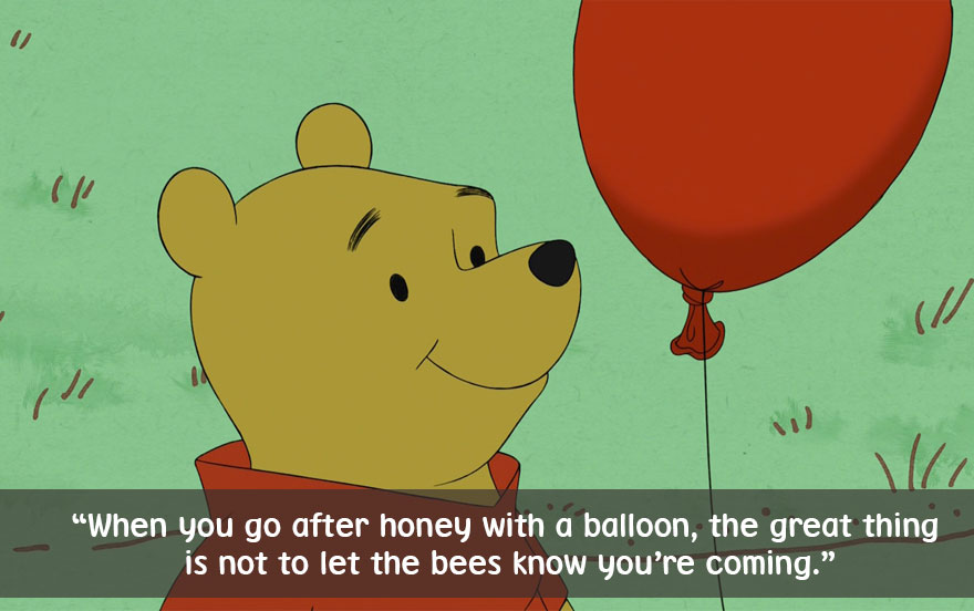 When You Go For Winnie The Pooh Quotes