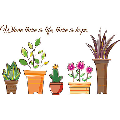 Where There Is Life Plant Quotes