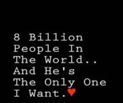 8 Billion People In The World He Mine Quotes