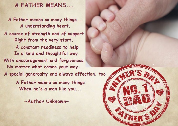 29 Soon To Be Father Quotes For New Daddy – Preet Kamal