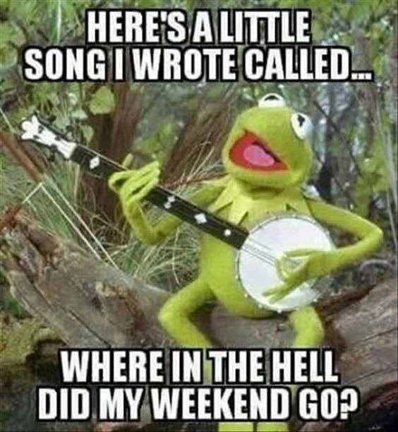 Here's A Little Song Thursday Meme