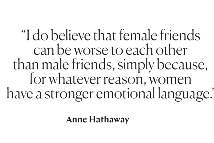 I Do Believe That Male Female Friendship Quotes