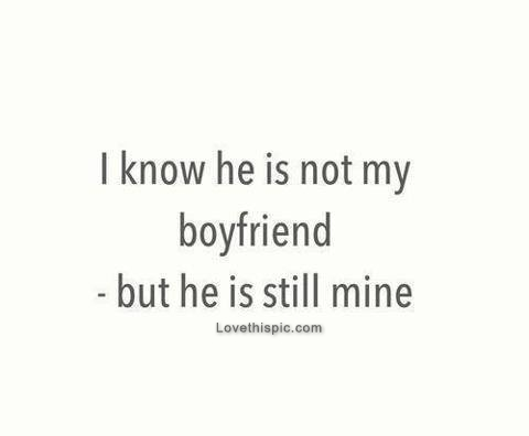 I Know He Is Not He Mine Quotes