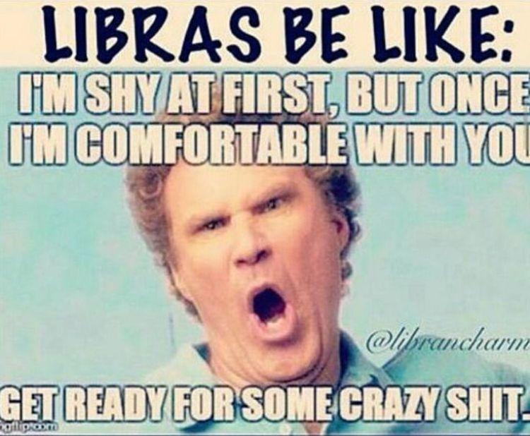 Libras Be Like I'm Libra Memes