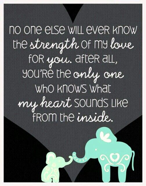 No One Else Will Ever Know My Son Is My World Quotes