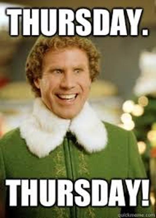 Thursday Thursday! Thursday Meme