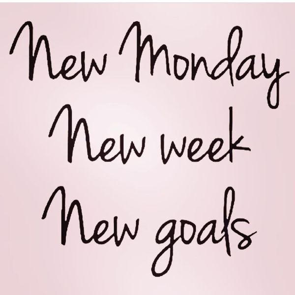 New Monday New Week Monday Quotes