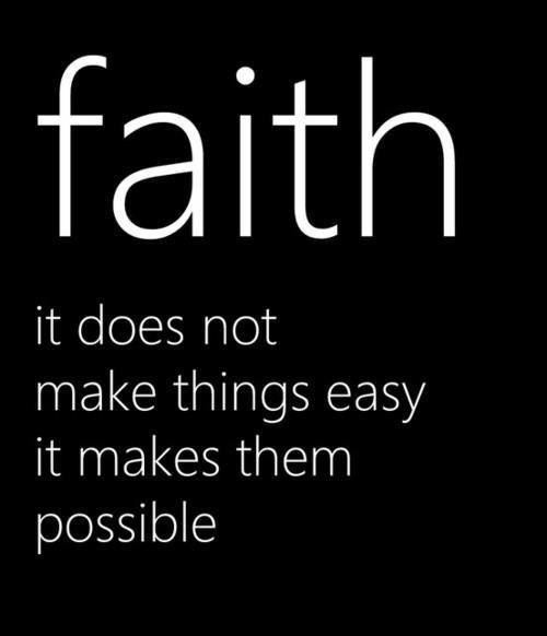 Faith It Does Not Faith Quotes