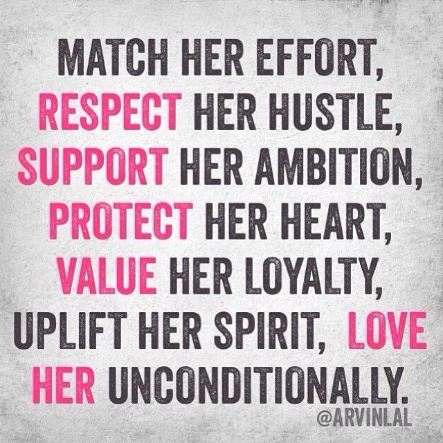 Match Her Effort Respect Respect Her Quotes