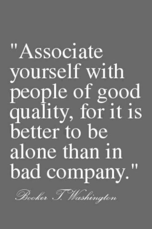 Associate Yourself With People Fake Friends Quotes