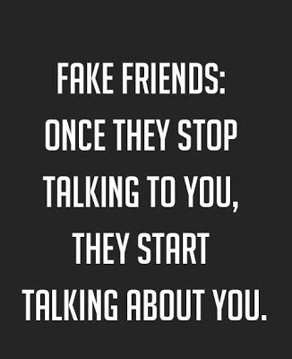 Fake Friends Once They Fake Friends Quotes