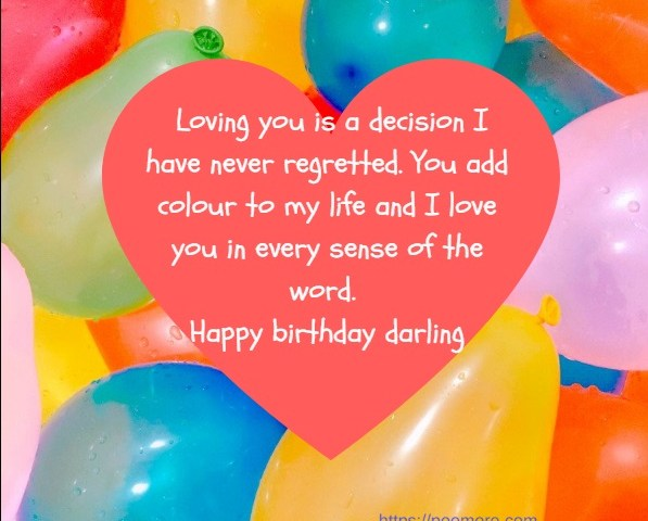 Loving You Is A Decision
