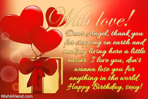 With Love Dear Angel