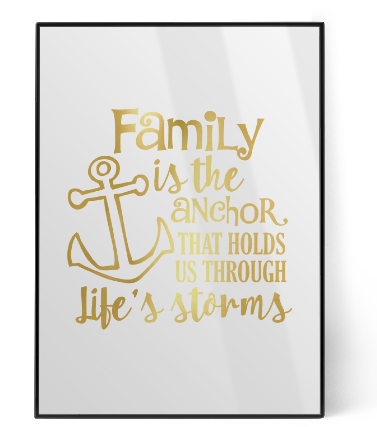 Family Is The Anchor Family Quotes