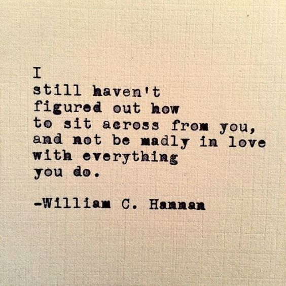 I Still Haven't Figured Famous Love Quotes