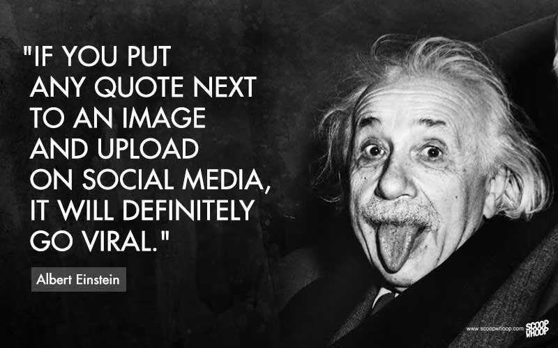 If You Put Any Famous Quotes