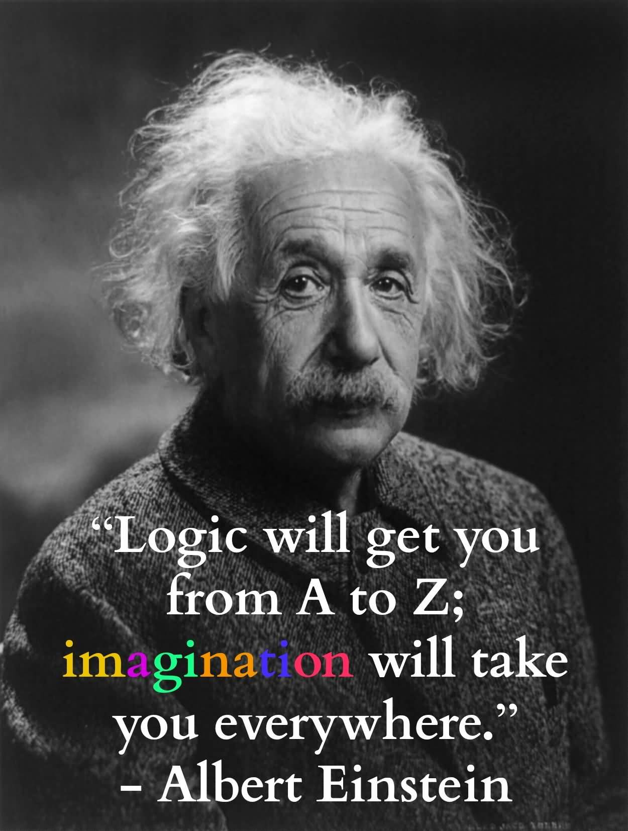 Logic Will Get You Famous Quotes