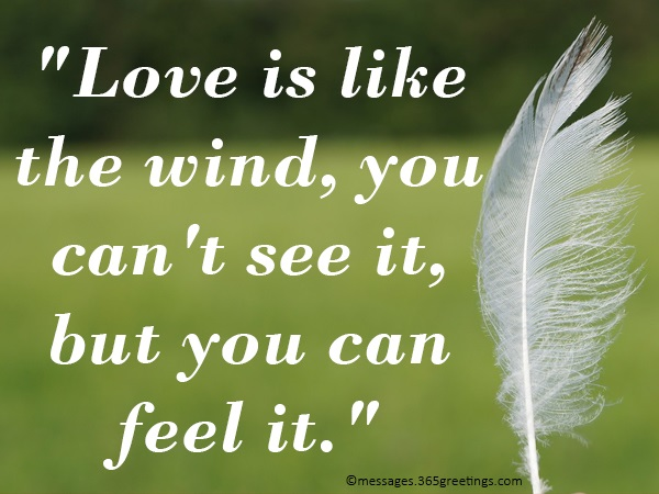 Love Is Like The Famous Love Quotes