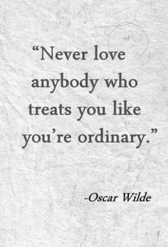 Never Lose Anybody Who Famous Love Quotes