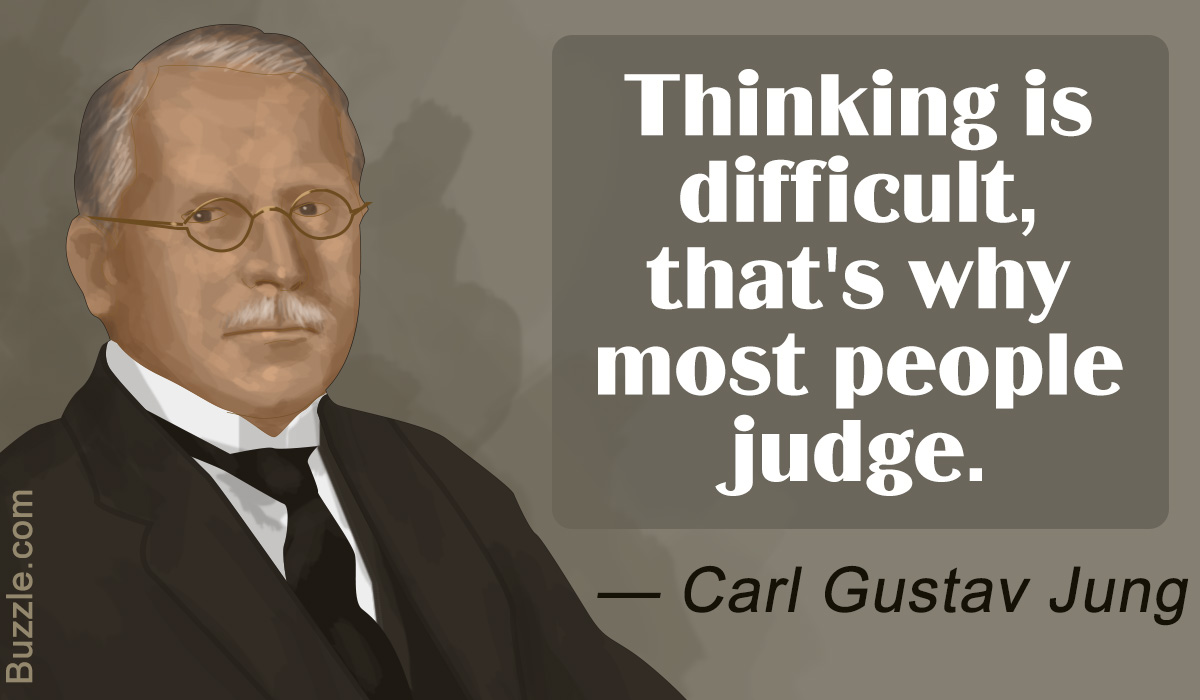 Thinking Is Difficult That's Famous Quotes