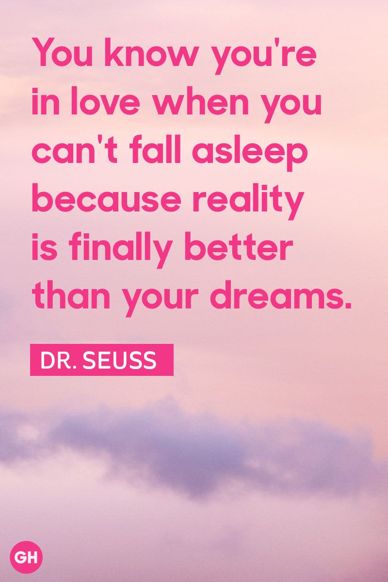 You Know You're In Love Famous Love Quotes