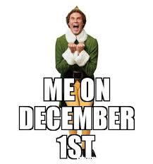 Men On December 1st Memes