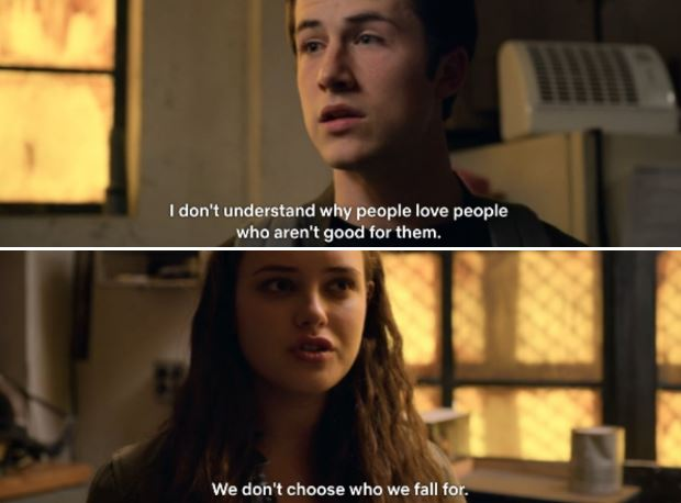 Amazing 13 Reasons Why Quotes