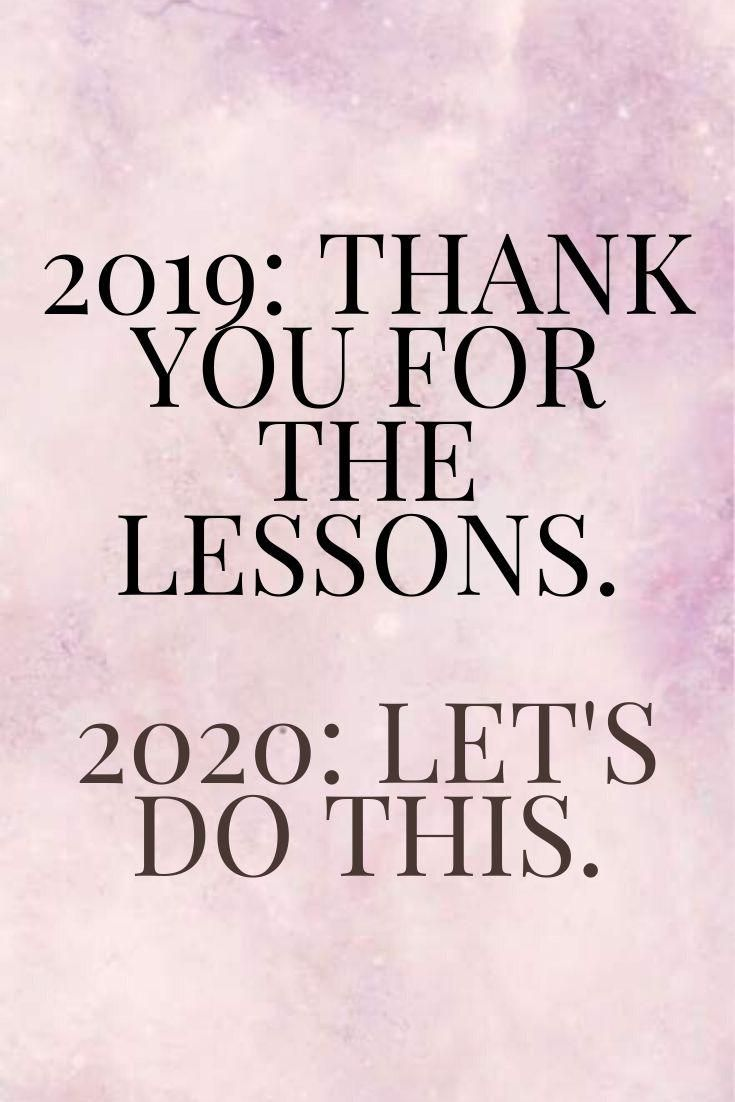 Awesome 2020 Quotes